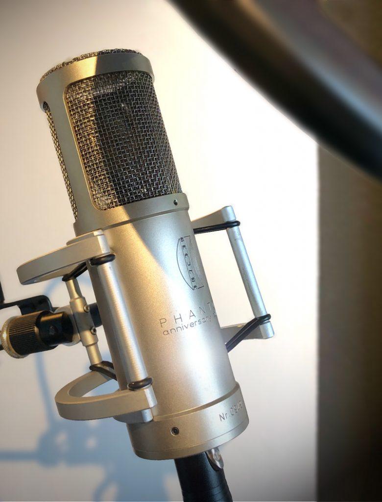 Brauner Phantom anniversary edition large diaphragm condenser microphone